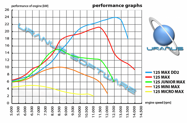 Rotax engines performance